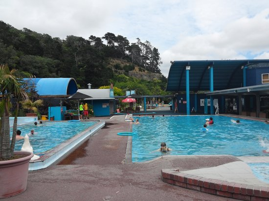 Waiwera Thermal Resort & Spa: pool