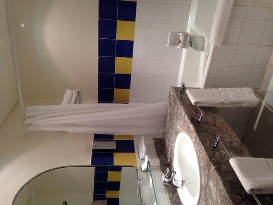 Atlantic Palace Agadir : Salle de bain