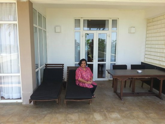 Heritance Ahungalla: Garden Balcony