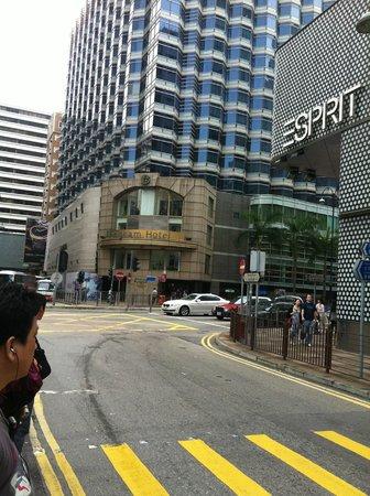 The Langham, Hong Kong: Отель