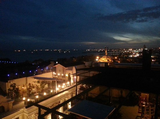 Sultan's Inn: View from rooftop