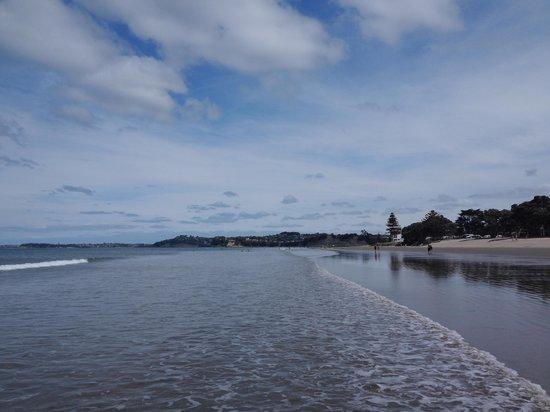 Orewa Beach: beach 5