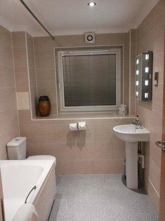 Fountain Court Apartments - Harris: Bathroom