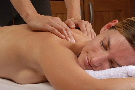 Sport Club: Massages