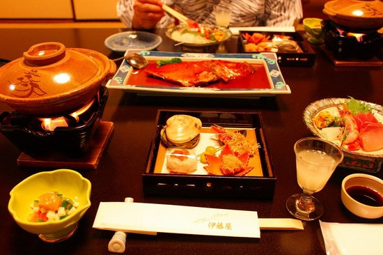Itoya: 夕食