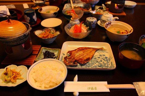 Itoya: 朝食