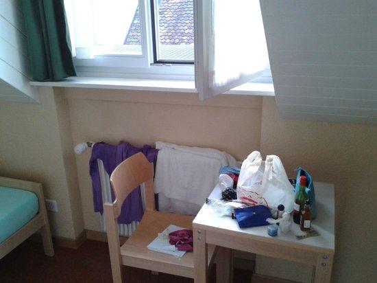 Bern Backpackers - Hotel Glocke: Kleines Doppelzimmer