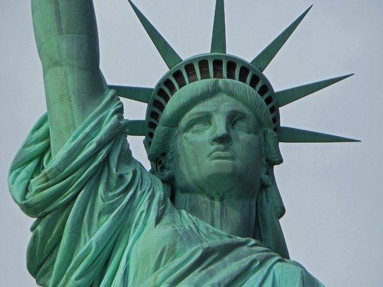 Statue Cruises: Estatua da Liberdade
