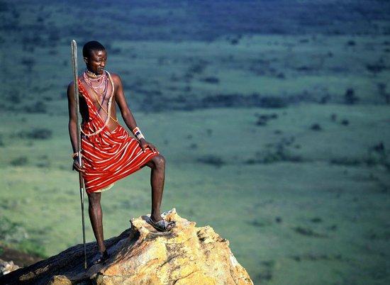 Campi ya Kanzi: Partnership with the Maasai community