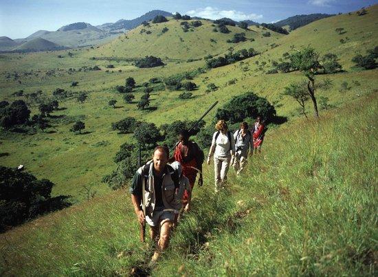 Campi ya Kanzi: Hiking through the Chyulu Hills
