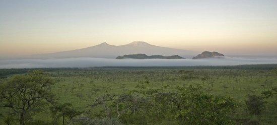 Campi ya Kanzi: Beautiful Kilimanjaro