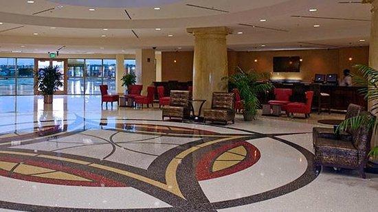 ชอร์ตเตอร์, อลาบาม่า: Oasis Hotel Lobby