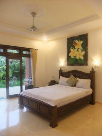 Tanah Semujan Ubud : Our room
