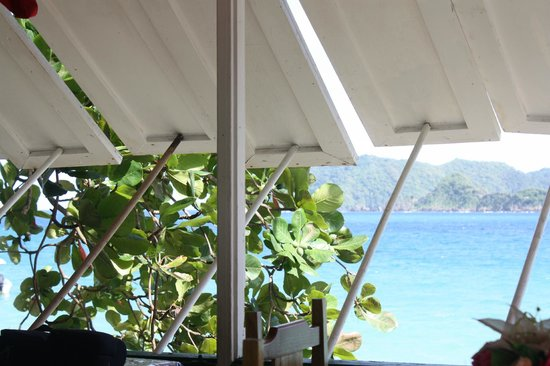 Jemma's Seaview Kitchen : What a view!