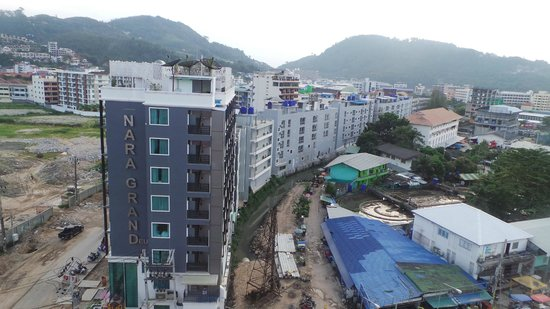 Patong Holiday: View From the top