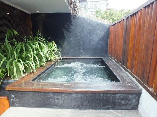 Villa Samadhi: Private spa
