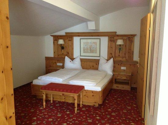 Hotel Toni: Rommet