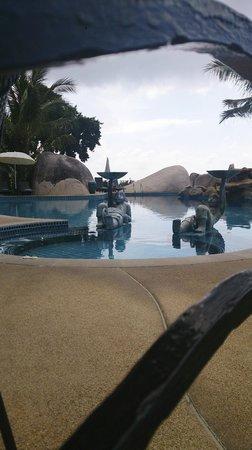 Jamahkiri Resort & Spa: The Pool