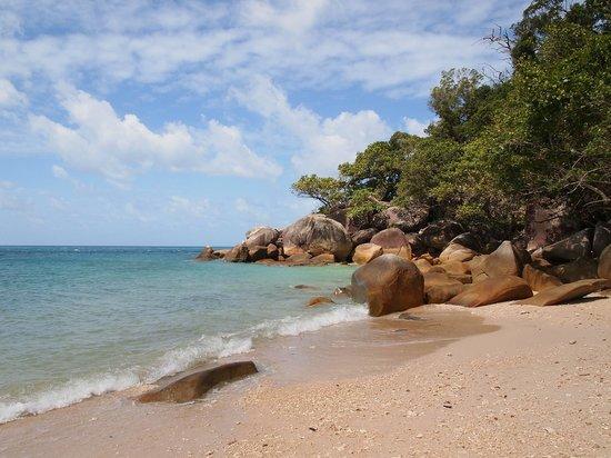 Fitzroy Island Adventures with Raging Thunder: Nudey Beach