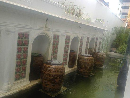 Museum Hotel: Garden