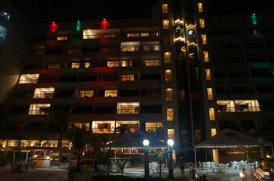 GHL Relax Hotel Sunrise: Vista noturna