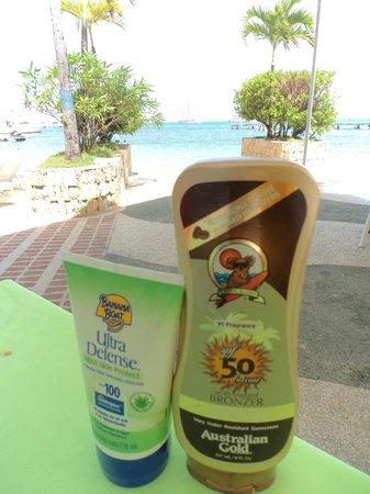 GHL Relax Hotel Sunrise: Praia Particular