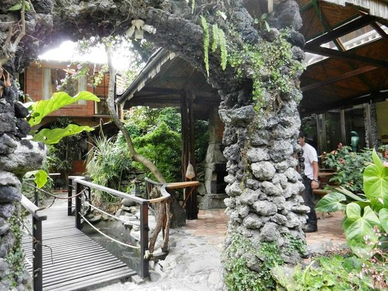 Hosteria y Spa Isla de Baños : Isla de Banos