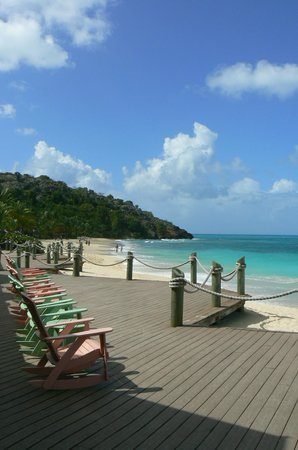 Galley Bay Resort: Wish I was there now!