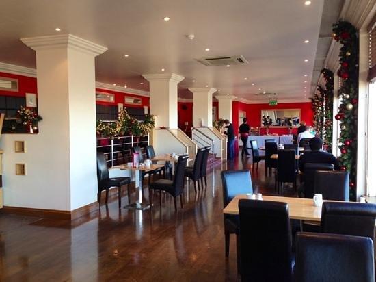 Saint Georges Hotel : Breakfast room