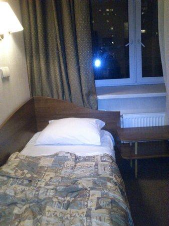 Rossiya Hotel: постель