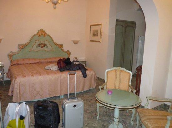 Terme Venezia Hotel : Camera 121