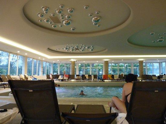 Terme Venezia Hotel : Centro benessere
