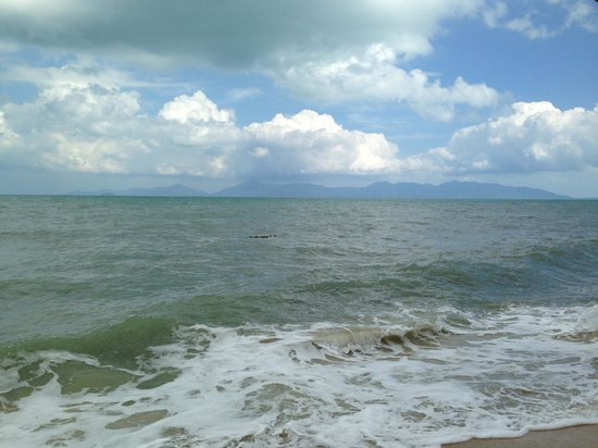 Mimosa Resort & Spa: Пляж