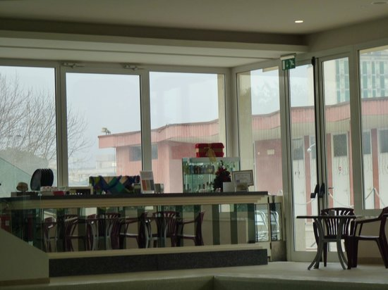 Terme Venezia Hotel : Bar piscina