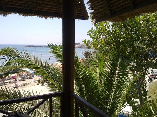 bar paradise beach kos