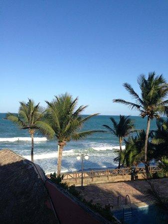 Manary Praia Hotel: vista do quarto