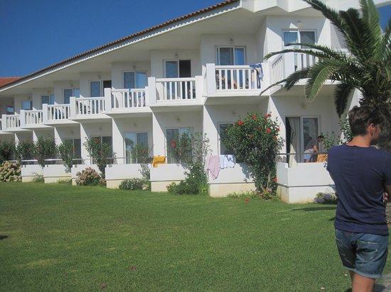 Chryssana Beach Hotel: hotel