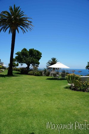 Ellerman House: Grounds