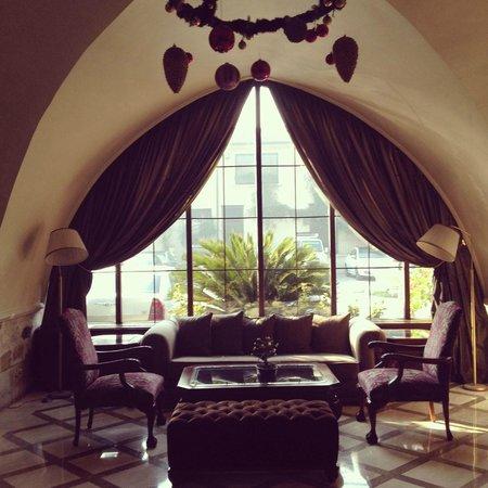 Savon Hotel: Dekorasyonu çok beğendim...