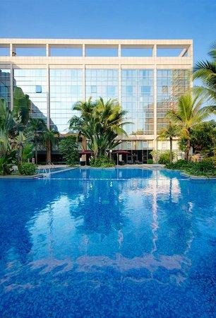 Premier Lounge Picture Of Novotel Shenzhen Bauhinia Shenzhen Tripadvisor