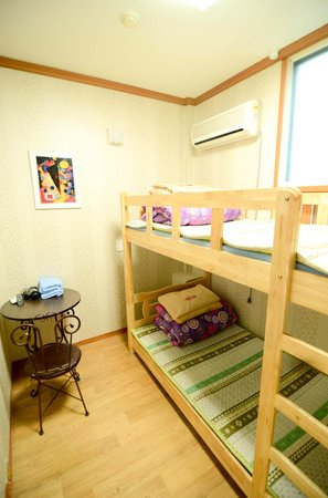 Myeongdong Town Guesthouse: Twin Private Room