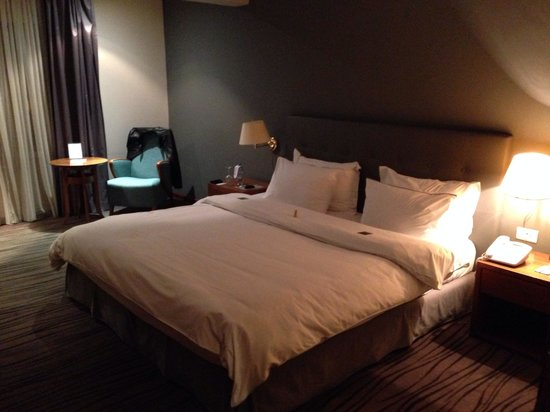Plaza Hotel: What a Confortable Bed