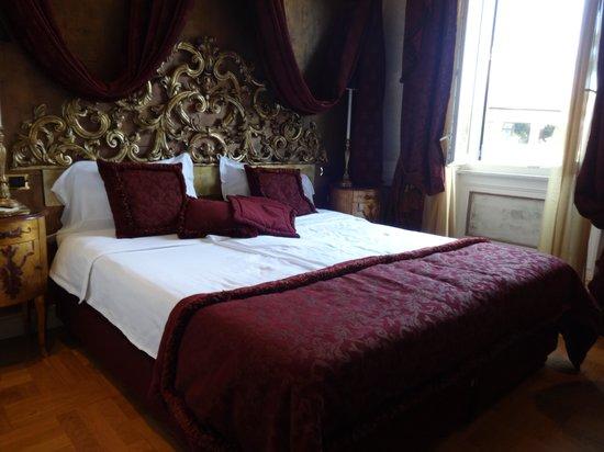 Hotel San Anselmo : chambre de l'hotel