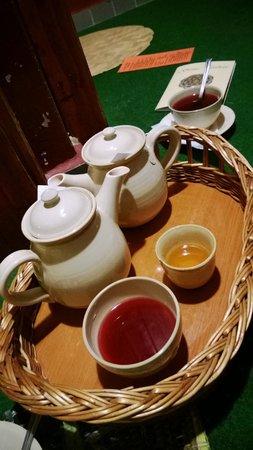 Sirius teahouse