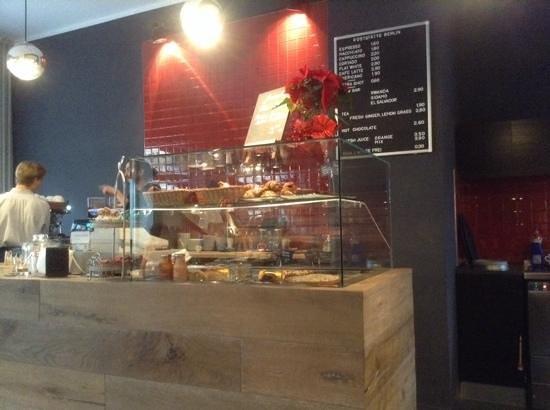 Photo of Cafe Röststätte Berlin at Ackerstr. 173, Berlin 10115, Germany