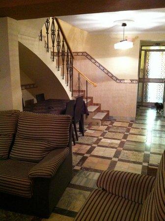 Hospederia Sol Castilla: salon 2