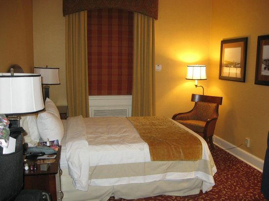 The Dearborn Inn, A Marriott Hotel: My Small Room