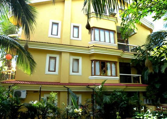 Bougainvillea Guest House Goa: Bougainvillea