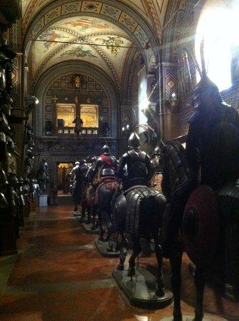 Stibbert Museum: Museo Stibbert a Firenze, La Cavalcata