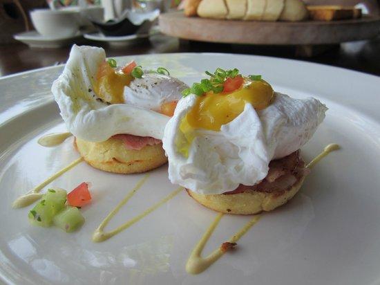 Ayung Resort Ubud : Breakfast